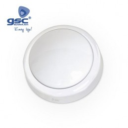 PUSH-LIGHT 142X50MM BLANCO....