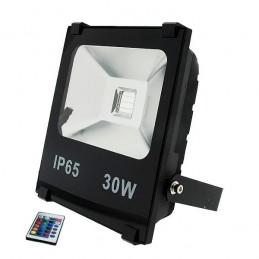 FOCO PROYECTOR LED RGB 30W...