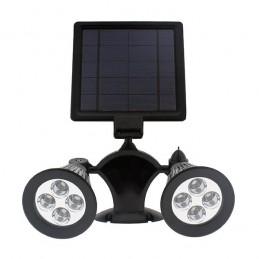 FOCO LED SOLAR NIDA RGB 3W...
