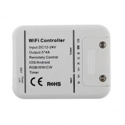 CONTROLADOR WIFI RGB/WW/CW...