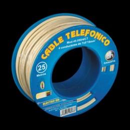 CABLE TELEFóNICO 4 VíAS....
