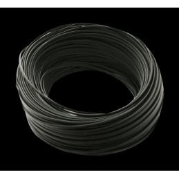 CABLE TLF.8C NEGRO