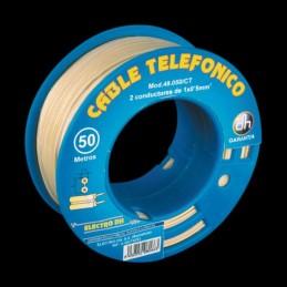 CABLE TELEFóNICO 2 VIAS....