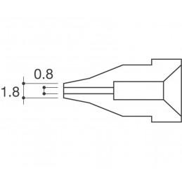 A1002 HK802P01 PUNTA 0,8 MM...