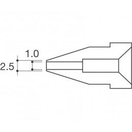 A1005 HK802P04 PUNTA 1,0 MM...