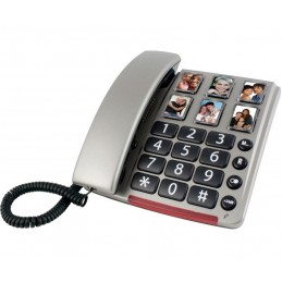 TELÉFONO CON TECLAS GRANDES...