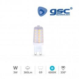 LAMPARA 3W G9 6000K