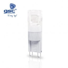 LáMPARA G9 LED 2W 3000K